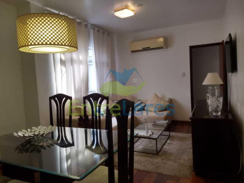 A2 - Apartamento no Tauá 3 quartos sendo 2 suítes, 1 master com banheira, cozinha planejada, splits na sala e nos quartos. 1 vaga de garagem. Rua Jaime Perdigão. - ILAP30286 - 3