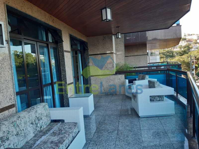 A1 - Apartamento no Jardim Guanabara, 5 quartos planejados sendo três suítes e 1 master com hidromassagem e closet com varandão, copa e cozinha planejada, sala em 3 ambientes com varandão, 5 vagas. Rua Orestes Barbosa - ILAP50004 - 1