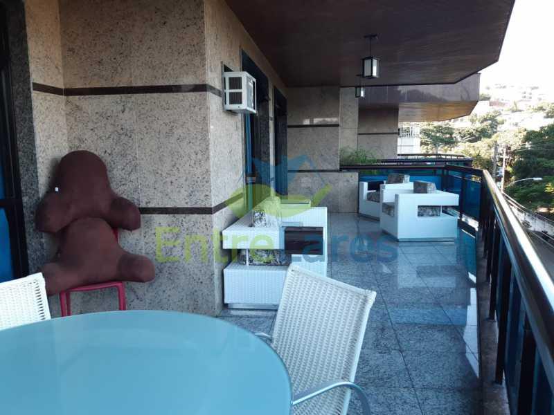 A8 - Apartamento no Jardim Guanabara, 5 quartos planejados sendo três suítes e 1 master com hidromassagem e closet com varandão, copa e cozinha planejada, sala em 3 ambientes com varandão, 5 vagas. Rua Orestes Barbosa - ILAP50004 - 7