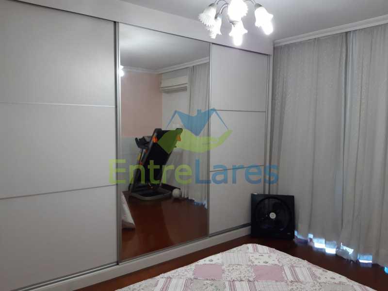 B1 - Apartamento no Jardim Guanabara, 5 quartos planejados sendo três suítes e 1 master com hidromassagem e closet com varandão, copa e cozinha planejada, sala em 3 ambientes com varandão, 5 vagas. Rua Orestes Barbosa - ILAP50004 - 8