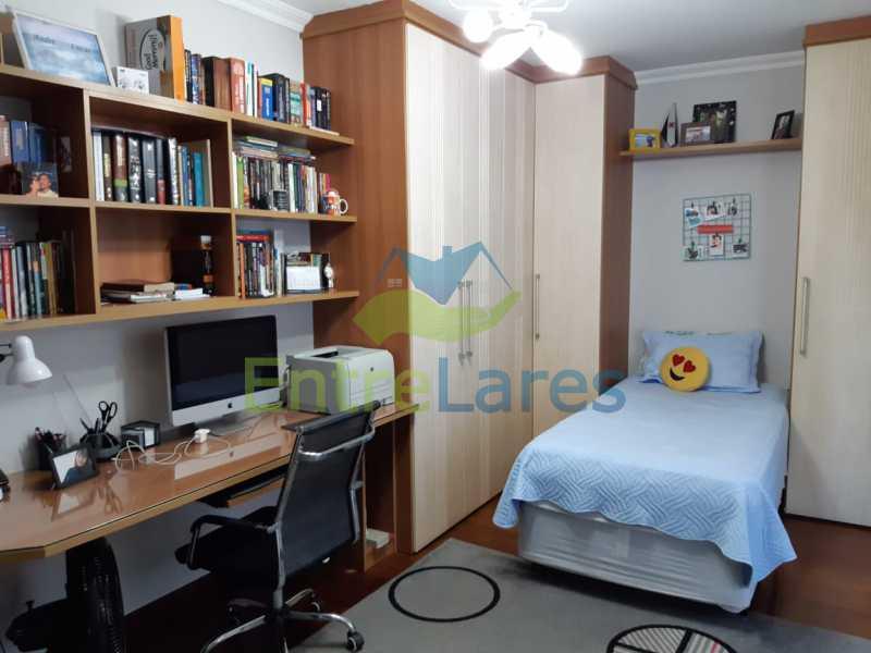 D1 - Apartamento no Jardim Guanabara, 5 quartos planejados sendo três suítes e 1 master com hidromassagem e closet com varandão, copa e cozinha planejada, sala em 3 ambientes com varandão, 5 vagas. Rua Orestes Barbosa - ILAP50004 - 17
