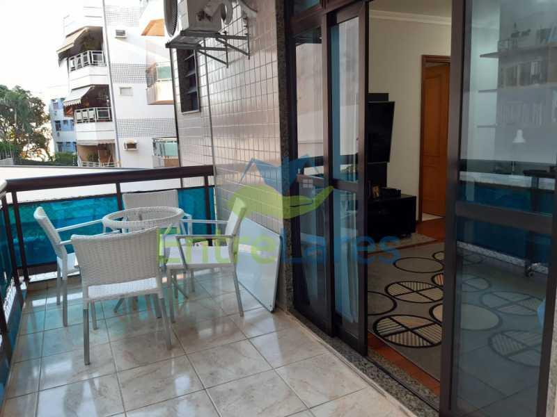 D3 - Apartamento no Jardim Guanabara, 5 quartos planejados sendo três suítes e 1 master com hidromassagem e closet com varandão, copa e cozinha planejada, sala em 3 ambientes com varandão, 5 vagas. Rua Orestes Barbosa - ILAP50004 - 19
