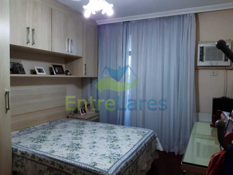E1 - Apartamento no Jardim Guanabara, 5 quartos planejados sendo três suítes e 1 master com hidromassagem e closet com varandão, copa e cozinha planejada, sala em 3 ambientes com varandão, 5 vagas. Rua Orestes Barbosa - ILAP50004 - 21