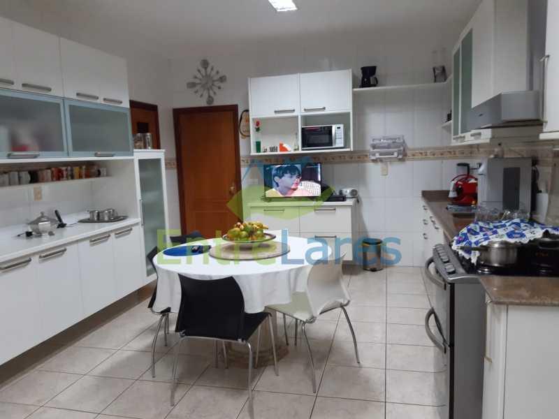 G2 - Apartamento no Jardim Guanabara, 5 quartos planejados sendo três suítes e 1 master com hidromassagem e closet com varandão, copa e cozinha planejada, sala em 3 ambientes com varandão, 5 vagas. Rua Orestes Barbosa - ILAP50004 - 25