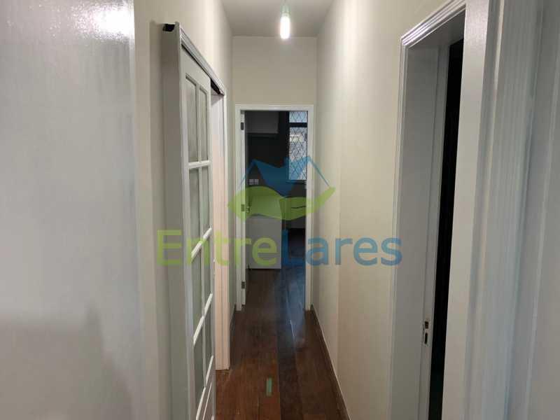 A2 - Apartamento no Jardim Guanabara 2 quartos planejados, dependência de empregada completa com armários, 2 vagas de garagem. Rua Rui Vaz Pinto - ILAP20481 - 3