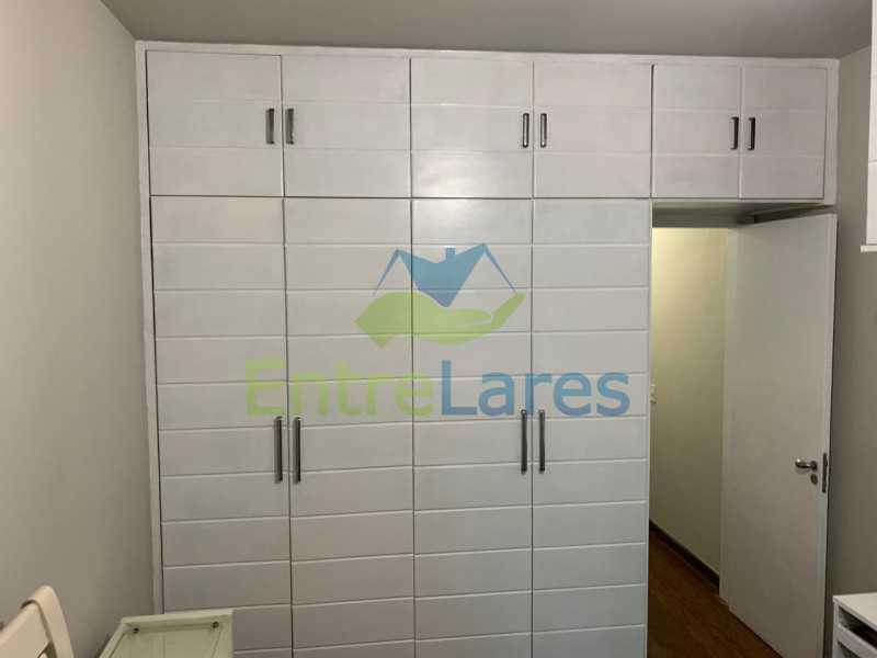 B1 - Apartamento no Jardim Guanabara 2 quartos planejados, dependência de empregada completa com armários, 2 vagas de garagem. Rua Rui Vaz Pinto - ILAP20481 - 4