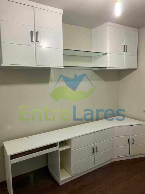 B2 - Apartamento no Jardim Guanabara 2 quartos planejados, dependência de empregada completa com armários, 2 vagas de garagem. Rua Rui Vaz Pinto - ILAP20481 - 5