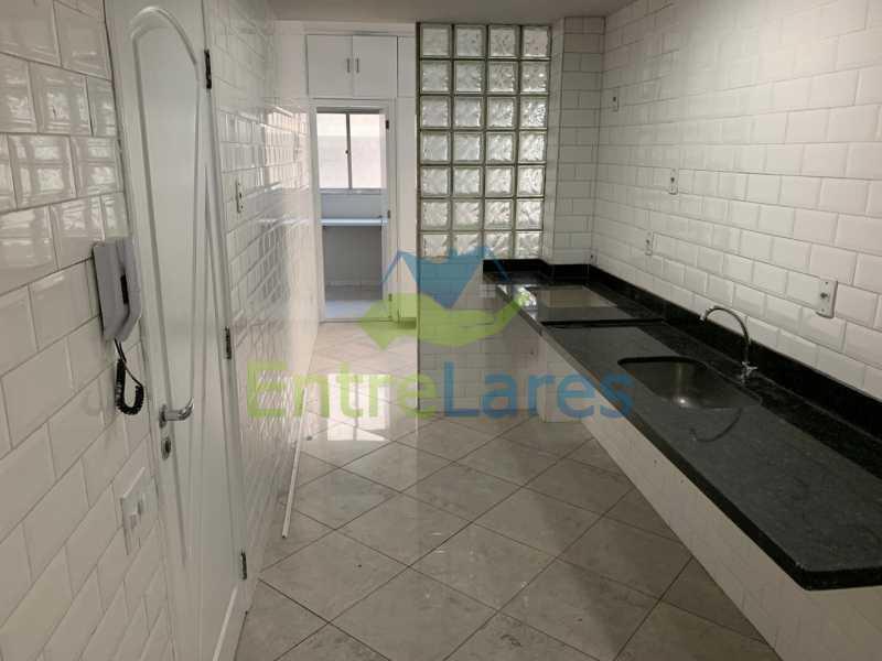 E1 - Apartamento no Jardim Guanabara 2 quartos planejados, dependência de empregada completa com armários, 2 vagas de garagem. Rua Rui Vaz Pinto - ILAP20481 - 11