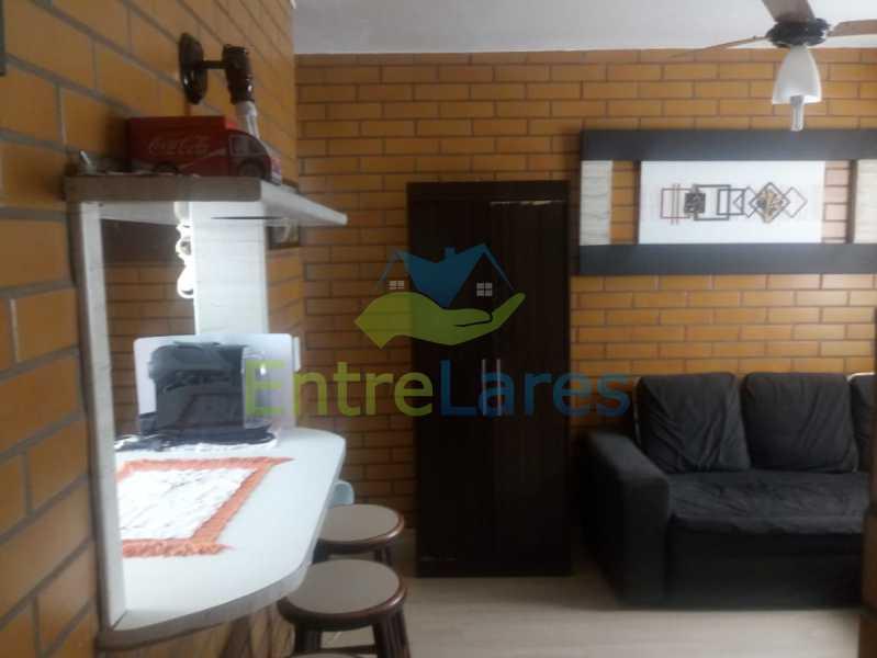 A2 - Apartamento na Portuguesa 2 quartos, cozinha americana, banheiro com box blindex, hidráulica e elétrica novas, 1 vaga de garagem. Rua Av. Francisco Neves. - ILAP20483 - 3