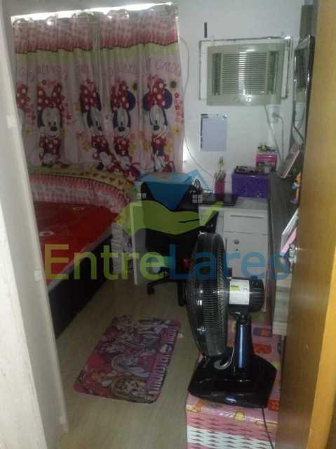 C2 - Apartamento na Portuguesa 2 quartos, cozinha americana, banheiro com box blindex, hidráulica e elétrica novas, 1 vaga de garagem. Rua Av. Francisco Neves. - ILAP20483 - 10