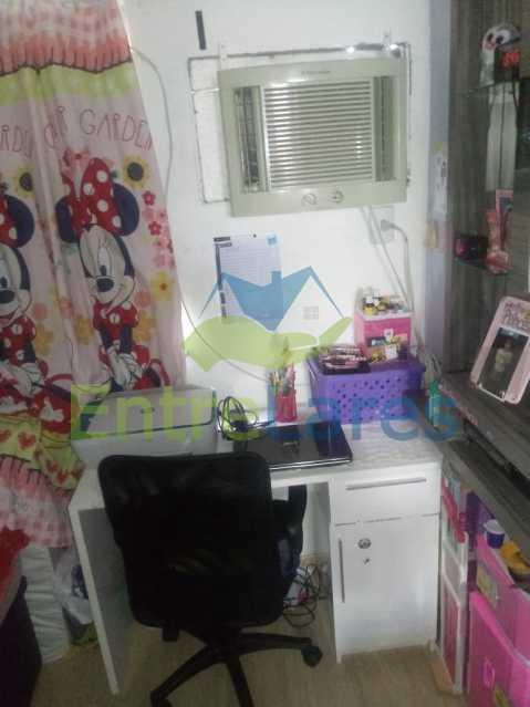 C3 - Apartamento na Portuguesa 2 quartos, cozinha americana, banheiro com box blindex, hidráulica e elétrica novas, 1 vaga de garagem. Rua Av. Francisco Neves. - ILAP20483 - 11
