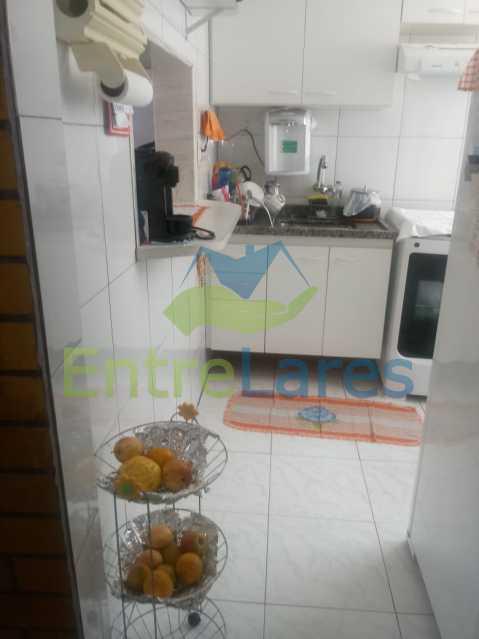 D1 - Apartamento na Portuguesa 2 quartos, cozinha americana, banheiro com box blindex, hidráulica e elétrica novas, 1 vaga de garagem. Rua Av. Francisco Neves. - ILAP20483 - 12