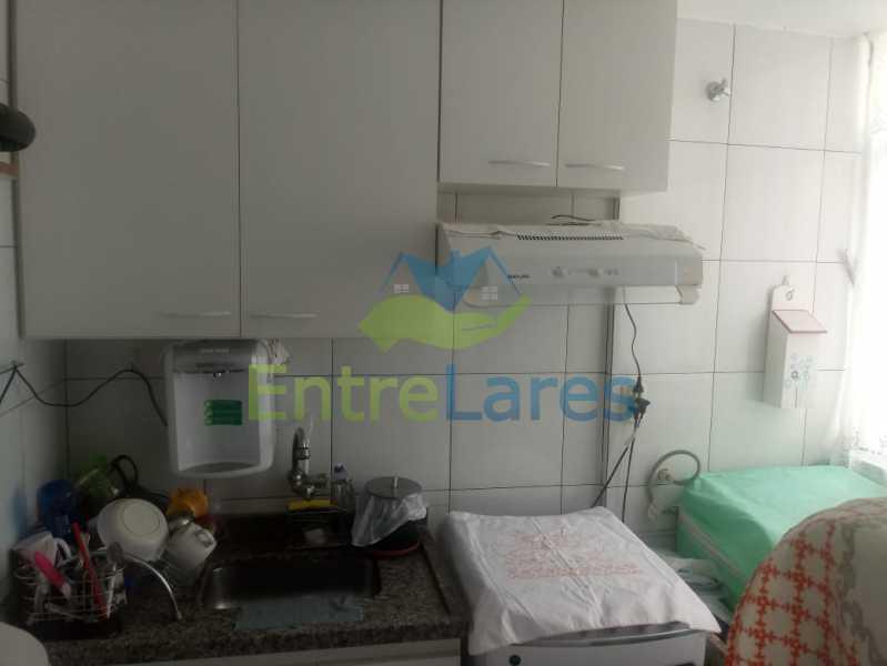 D2 - Apartamento na Portuguesa 2 quartos, cozinha americana, banheiro com box blindex, hidráulica e elétrica novas, 1 vaga de garagem. Rua Av. Francisco Neves. - ILAP20483 - 13