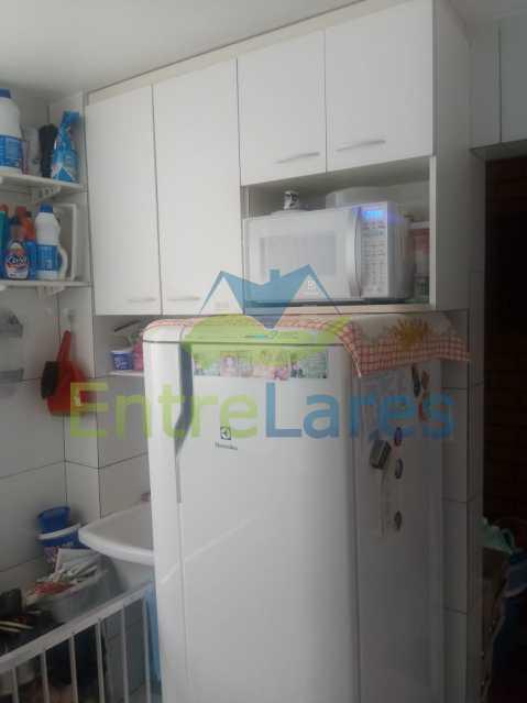 D3 - Apartamento na Portuguesa 2 quartos, cozinha americana, banheiro com box blindex, hidráulica e elétrica novas, 1 vaga de garagem. Rua Av. Francisco Neves. - ILAP20483 - 14