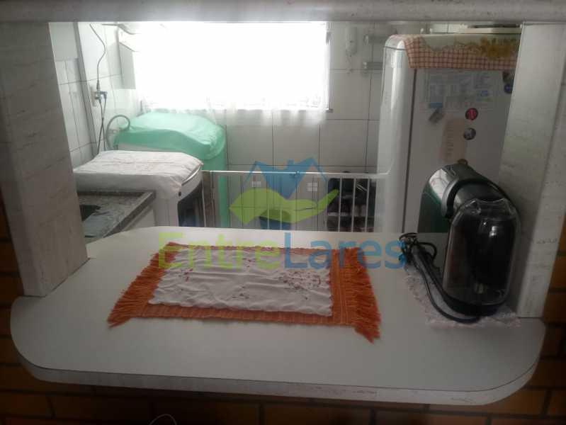 D5 - Apartamento na Portuguesa 2 quartos, cozinha americana, banheiro com box blindex, hidráulica e elétrica novas, 1 vaga de garagem. Rua Av. Francisco Neves. - ILAP20483 - 16