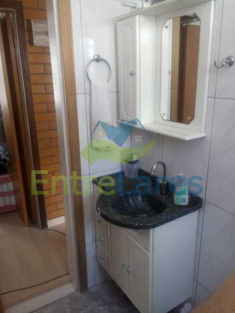 E2 - Apartamento na Portuguesa 2 quartos, cozinha americana, banheiro com box blindex, hidráulica e elétrica novas, 1 vaga de garagem. Rua Av. Francisco Neves. - ILAP20483 - 18