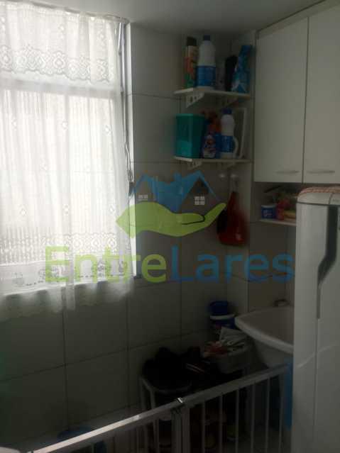 F2 - Apartamento na Portuguesa 2 quartos, cozinha americana, banheiro com box blindex, hidráulica e elétrica novas, 1 vaga de garagem. Rua Av. Francisco Neves. - ILAP20483 - 21