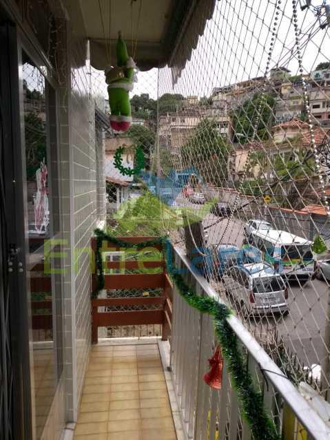 A4 - Apartamento no Jardim Carioca 2 quartos, cozinha planejada, varanda, dependência completa, 1 vaga de garagem. Rua Combu - ILAP20485 - 5
