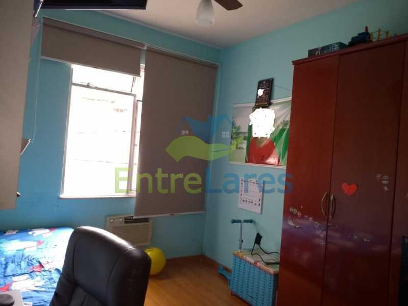 C2 - Apartamento no Jardim Carioca 2 quartos, cozinha planejada, varanda, dependência completa, 1 vaga de garagem. Rua Combu - ILAP20485 - 11
