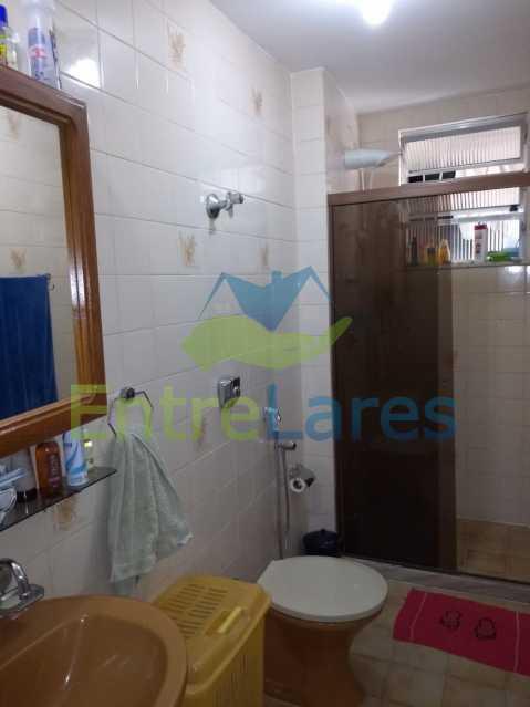 D1 - Apartamento no Jardim Carioca 2 quartos, cozinha planejada, varanda, dependência completa, 1 vaga de garagem. Rua Combu - ILAP20485 - 12