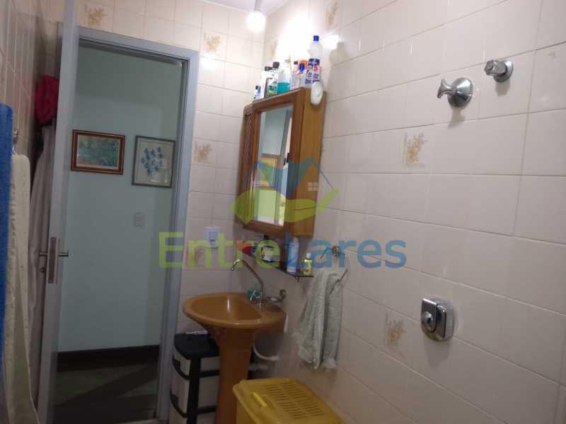 D2 - Apartamento no Jardim Carioca 2 quartos, cozinha planejada, varanda, dependência completa, 1 vaga de garagem. Rua Combu - ILAP20485 - 13