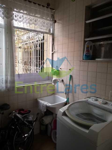 E3 - Apartamento no Jardim Carioca 2 quartos, cozinha planejada, varanda, dependência completa, 1 vaga de garagem. Rua Combu - ILAP20485 - 16
