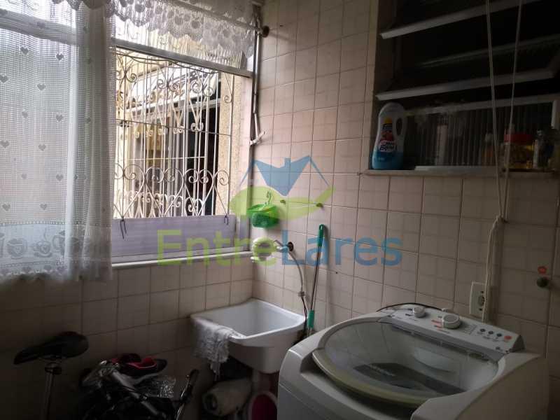 E4 - Apartamento no Jardim Carioca 2 quartos, cozinha planejada, varanda, dependência completa, 1 vaga de garagem. Rua Combu - ILAP20485 - 17