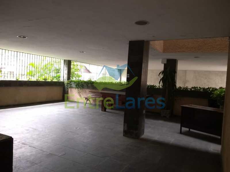 G4 - Apartamento no Jardim Carioca 2 quartos, cozinha planejada, varanda, dependência completa, 1 vaga de garagem. Rua Combu - ILAP20485 - 23