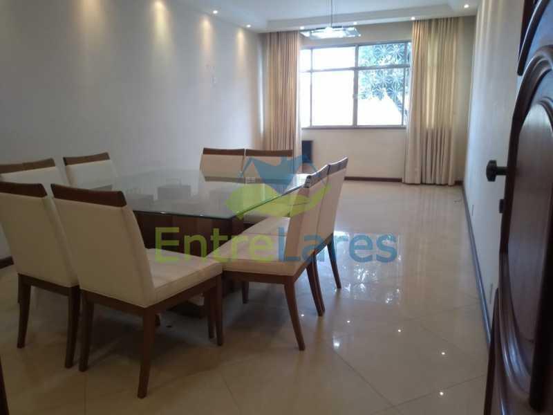 a4 - Casa em Olaria 3 quartos sendo 2 suítes, cozinha com armários, terraço, 6 vagas de garagem. Rua Doutor Nunes - ILCA30124 - 5