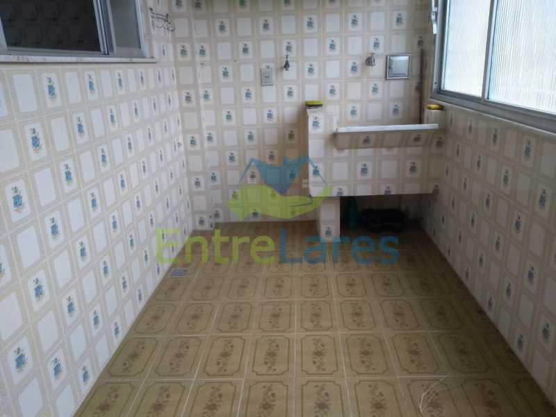 G1 - Casa em Olaria 3 quartos sendo 2 suítes, cozinha com armários, terraço, 6 vagas de garagem. Rua Doutor Nunes - ILCA30124 - 24