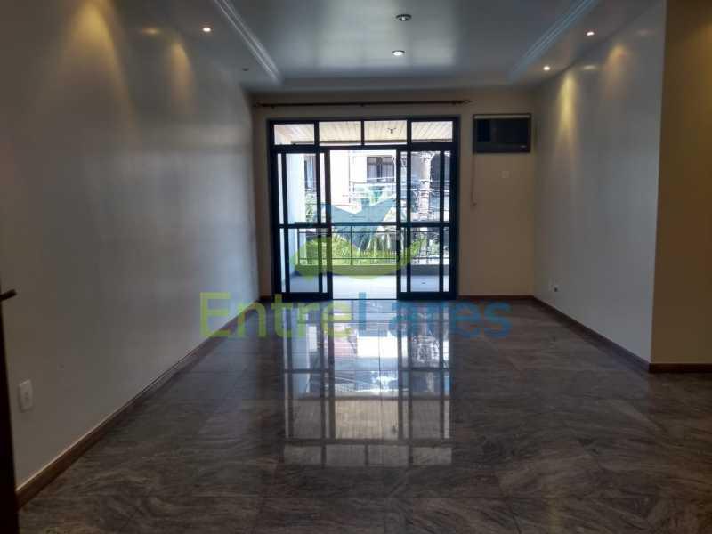 A1 - Apartamento no Jardim Carioca 3 quartos sendo 1 suíte com armário, varandão em toda extensão, cozinha planejada, 2 vagas. Rua Alberto Delfino - ILAP30294 - 1