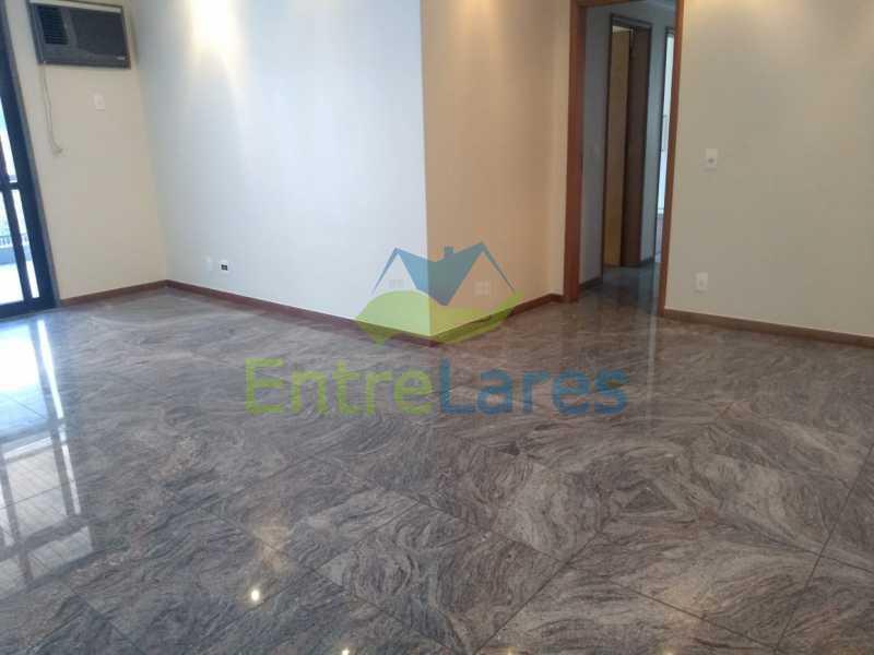A2 - Apartamento no Jardim Carioca 3 quartos sendo 1 suíte com armário, varandão em toda extensão, cozinha planejada, 2 vagas. Rua Alberto Delfino - ILAP30294 - 3