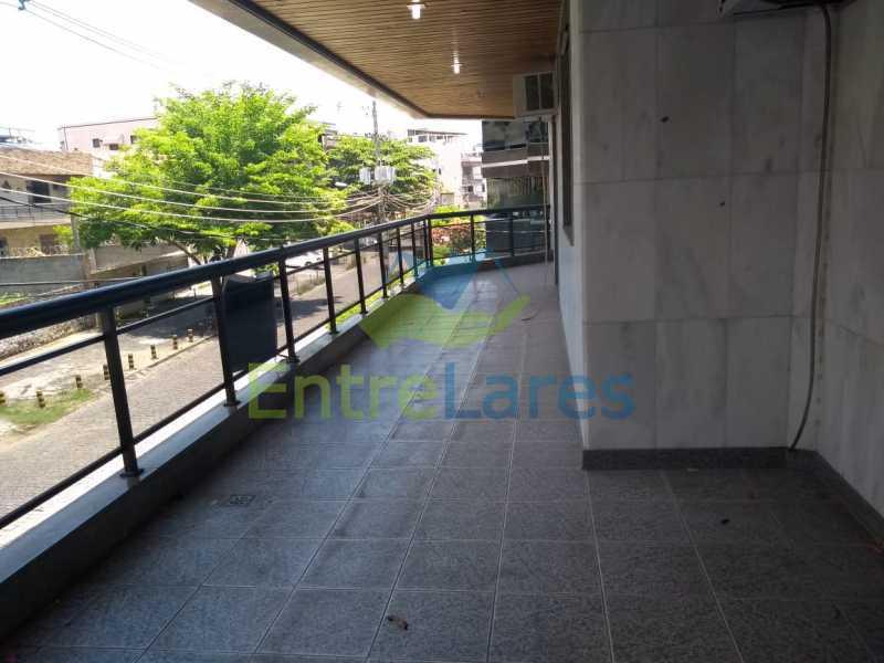 A5 - Apartamento no Jardim Carioca 3 quartos sendo 1 suíte com armário, varandão em toda extensão, cozinha planejada, 2 vagas. Rua Alberto Delfino - ILAP30294 - 6