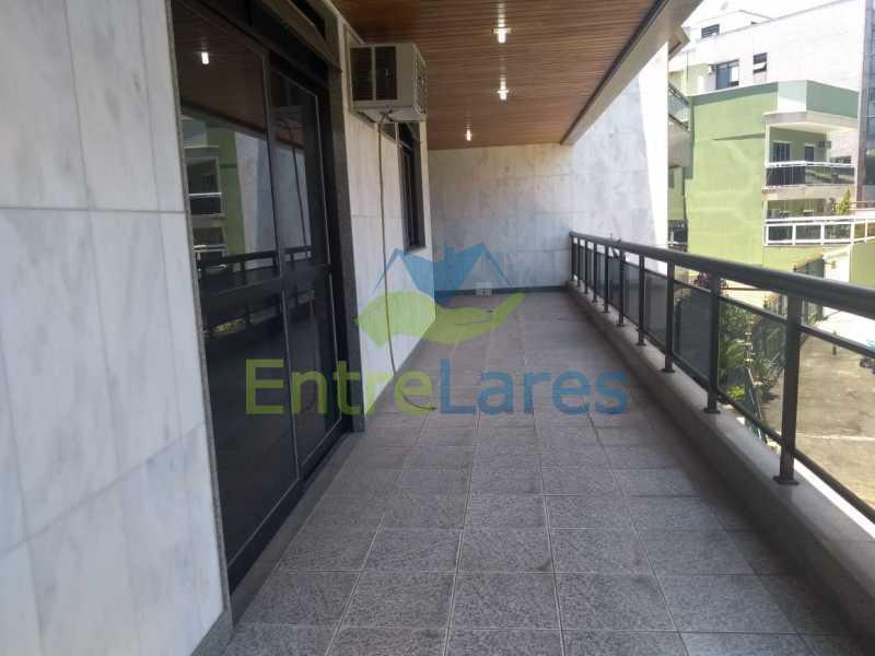 A6 - Apartamento no Jardim Carioca 3 quartos sendo 1 suíte com armário, varandão em toda extensão, cozinha planejada, 2 vagas. Rua Alberto Delfino - ILAP30294 - 7