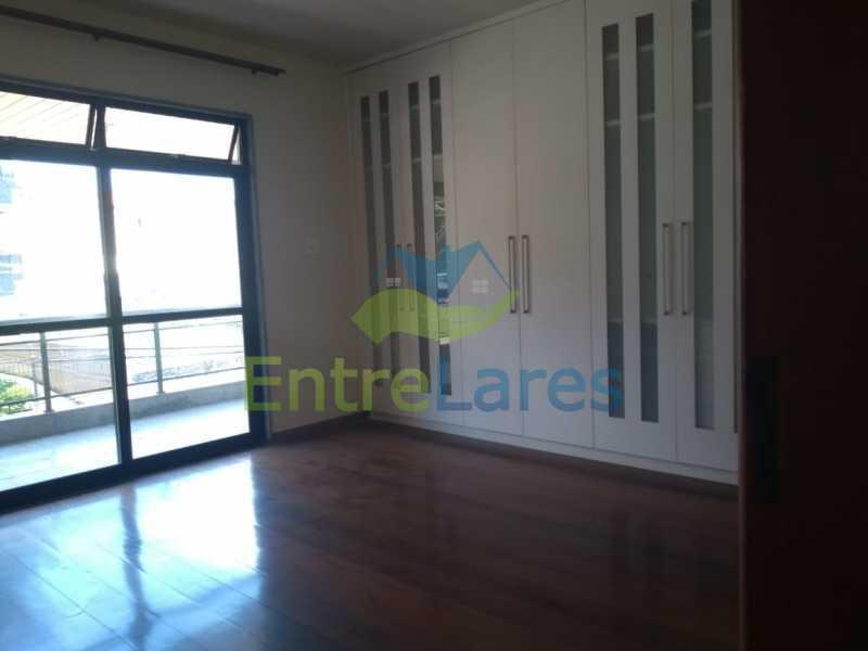 B1 - Apartamento no Jardim Carioca 3 quartos sendo 1 suíte com armário, varandão em toda extensão, cozinha planejada, 2 vagas. Rua Alberto Delfino - ILAP30294 - 8