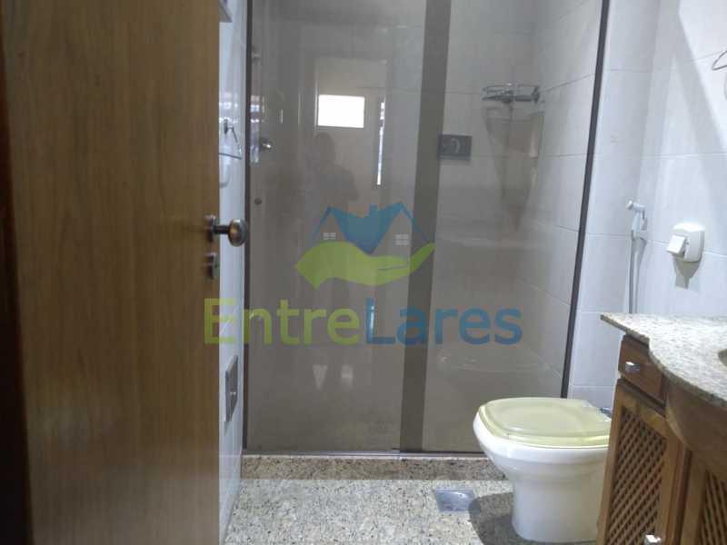 B3 - Apartamento no Jardim Carioca 3 quartos sendo 1 suíte com armário, varandão em toda extensão, cozinha planejada, 2 vagas. Rua Alberto Delfino - ILAP30294 - 10