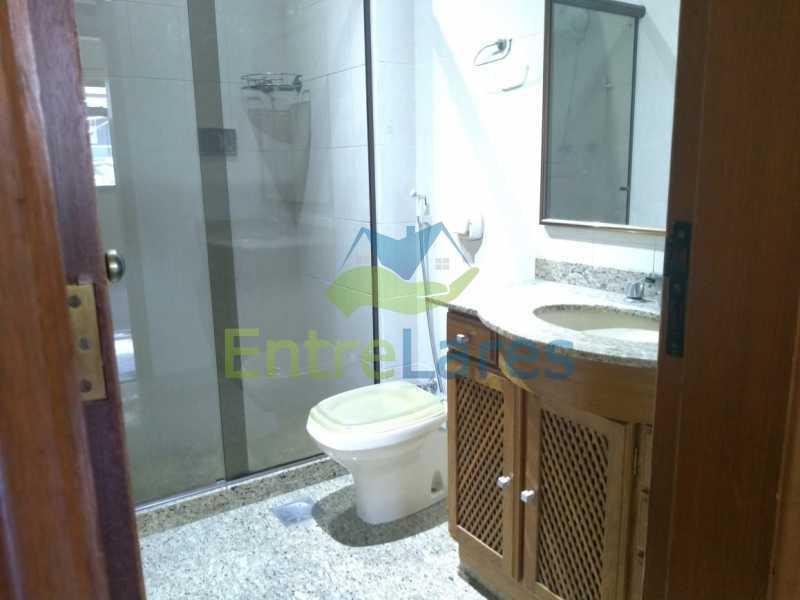 B4 - Apartamento no Jardim Carioca 3 quartos sendo 1 suíte com armário, varandão em toda extensão, cozinha planejada, 2 vagas. Rua Alberto Delfino - ILAP30294 - 11