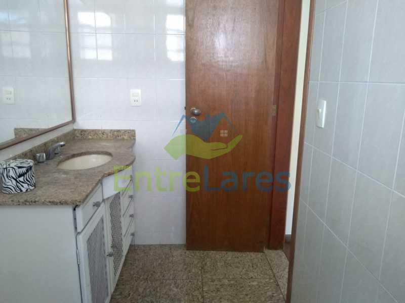 F2 - Apartamento no Jardim Carioca 3 quartos sendo 1 suíte com armário, varandão em toda extensão, cozinha planejada, 2 vagas. Rua Alberto Delfino - ILAP30294 - 21