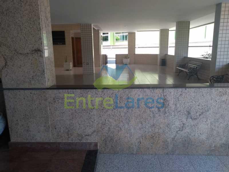 H5 - Apartamento no Jardim Carioca 3 quartos sendo 1 suíte com armário, varandão em toda extensão, cozinha planejada, 2 vagas. Rua Alberto Delfino - ILAP30294 - 29
