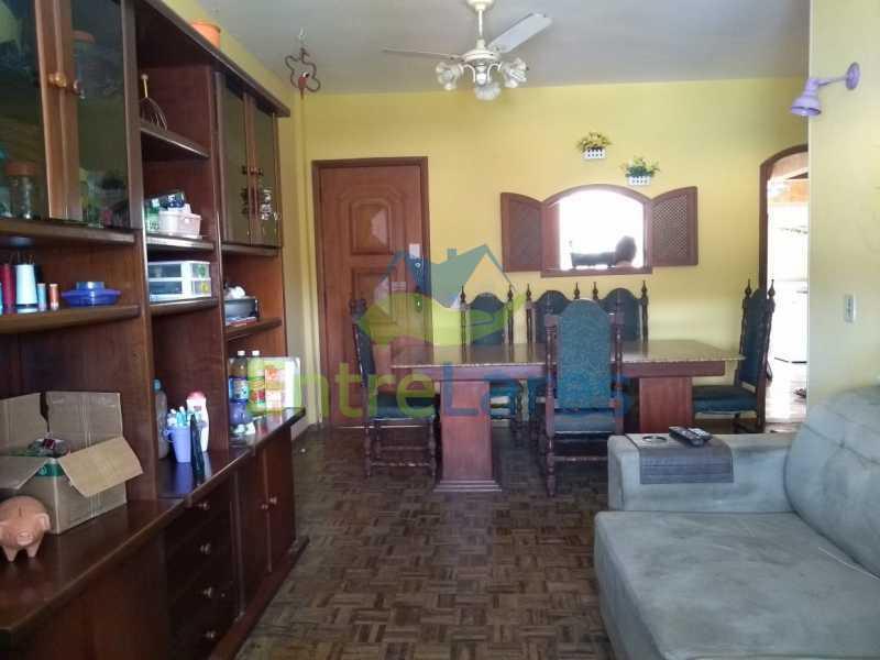 a1 - Apartamento na Ribeira 3 quartos sendo 1 suíte, cozinha. banheiro de serviço, prédio com elevador, 1 vaga de garagem. Rua Serrão - ILAP30295 - 1