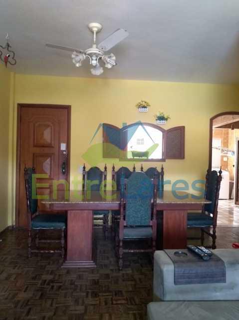 A2 - Apartamento na Ribeira 3 quartos sendo 1 suíte, cozinha. banheiro de serviço, prédio com elevador, 1 vaga de garagem. Rua Serrão - ILAP30295 - 3