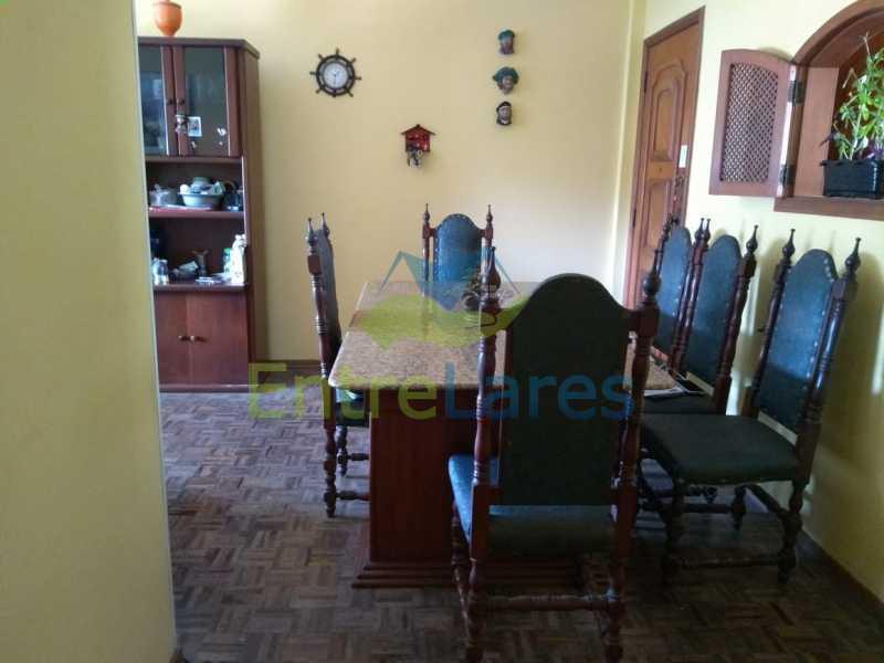 A3 - Apartamento na Ribeira 3 quartos sendo 1 suíte, cozinha. banheiro de serviço, prédio com elevador, 1 vaga de garagem. Rua Serrão - ILAP30295 - 4
