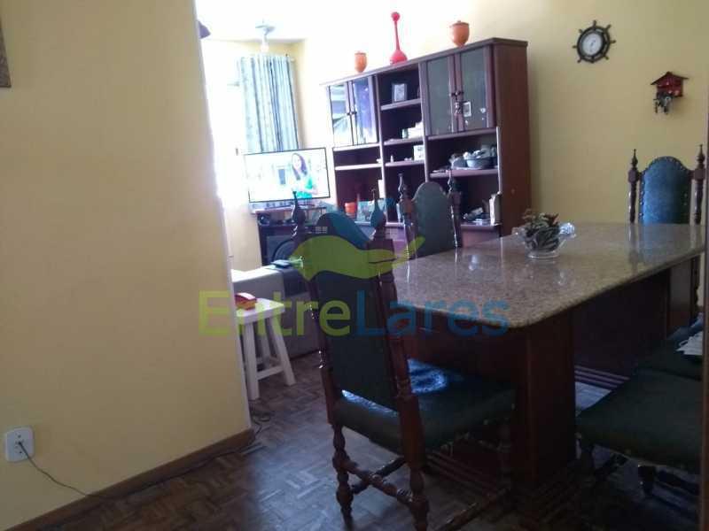 A4 - Apartamento na Ribeira 3 quartos sendo 1 suíte, cozinha. banheiro de serviço, prédio com elevador, 1 vaga de garagem. Rua Serrão - ILAP30295 - 5