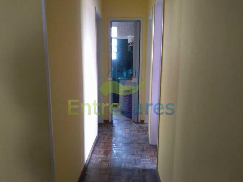 A5 - Apartamento na Ribeira 3 quartos sendo 1 suíte, cozinha. banheiro de serviço, prédio com elevador, 1 vaga de garagem. Rua Serrão - ILAP30295 - 6
