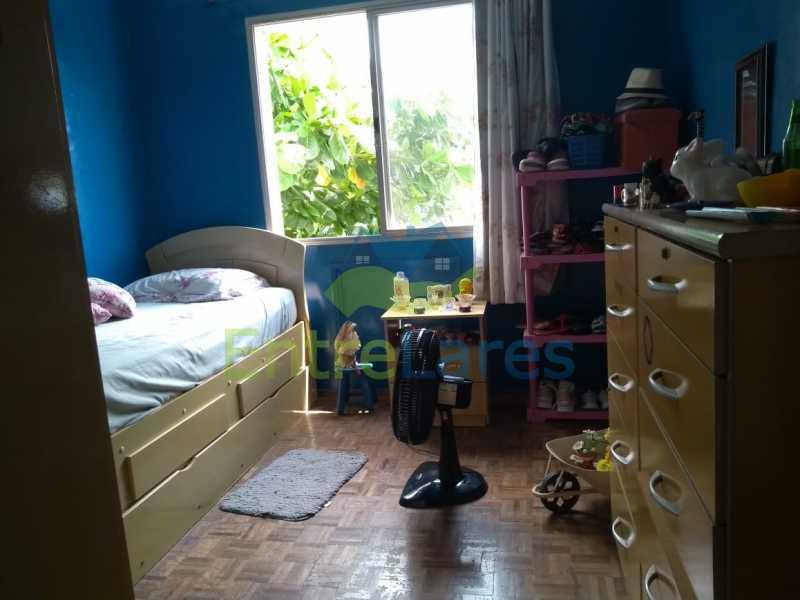 C2 - Apartamento na Ribeira 3 quartos sendo 1 suíte, cozinha. banheiro de serviço, prédio com elevador, 1 vaga de garagem. Rua Serrão - ILAP30295 - 14