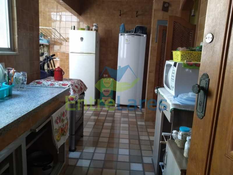 F3 - Apartamento na Ribeira 3 quartos sendo 1 suíte, cozinha. banheiro de serviço, prédio com elevador, 1 vaga de garagem. Rua Serrão - ILAP30295 - 20