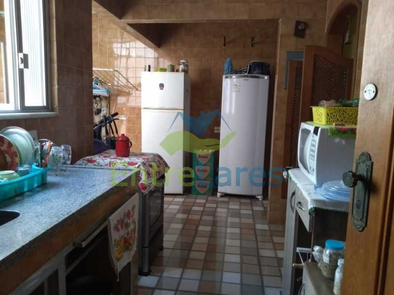 F4 - Apartamento na Ribeira 3 quartos sendo 1 suíte, cozinha. banheiro de serviço, prédio com elevador, 1 vaga de garagem. Rua Serrão - ILAP30295 - 21