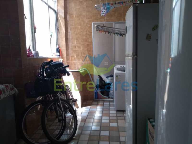 G1 - Apartamento na Ribeira 3 quartos sendo 1 suíte, cozinha. banheiro de serviço, prédio com elevador, 1 vaga de garagem. Rua Serrão - ILAP30295 - 23