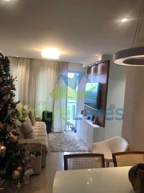 a3 - Apartamento no Recreio 3 quartos sendo 2 suítes, terceiro quarto revertido para closet, cozinha planejada, ar split. Rua Silvia Pozzano - ILAP30297 - 4