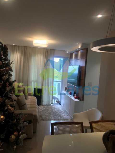 a7 - Apartamento no Recreio 3 quartos sendo 2 suítes, terceiro quarto revertido para closet, cozinha planejada, ar split. Rua Silvia Pozzano - ILAP30297 - 7